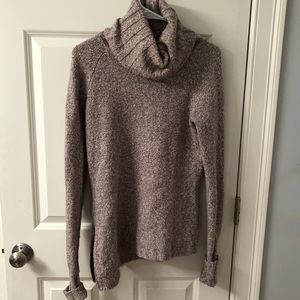 Cowl Neck Athleta Sweater